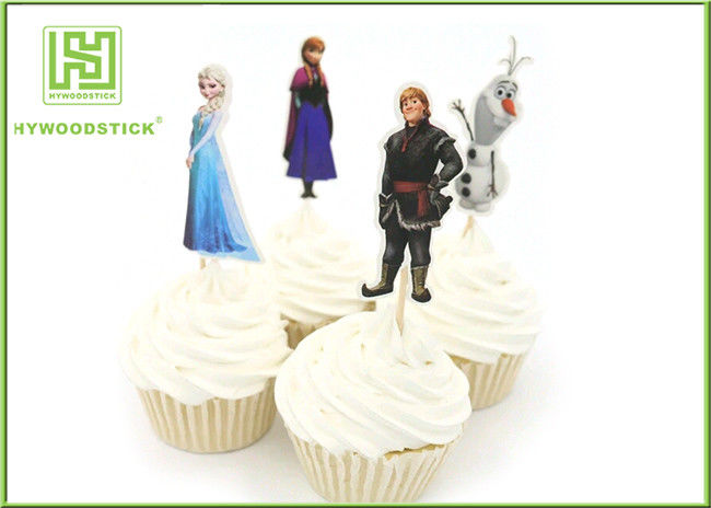 Cartoon Design Disney Cupcake Toppers , Free Printable Princess Cake Toppers